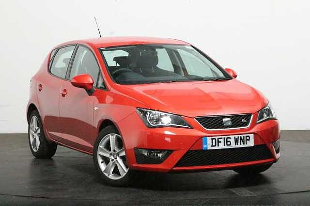 SEAT Ibiza 1.4TDI  FR Technology (105ps) 5-Door
